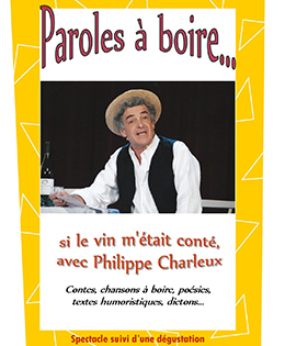 Paroles à boire.